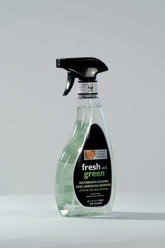F&G Bathroom Cleaner & Limescale Remover