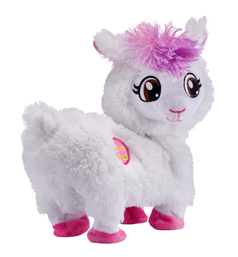 Boppi the twerking Llama