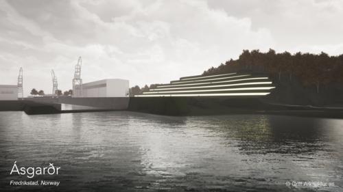 Fredrikstad facility, Norway