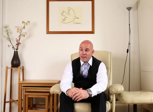 Harley Street Hypnotherapist Adam Cox