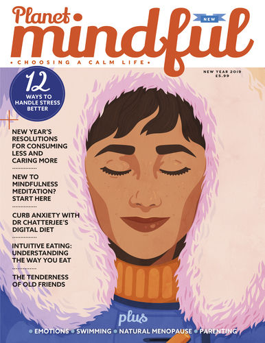 Planet Mindful Magazine Issue 6, January