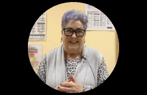 Patient empowerment advocate Ingrid