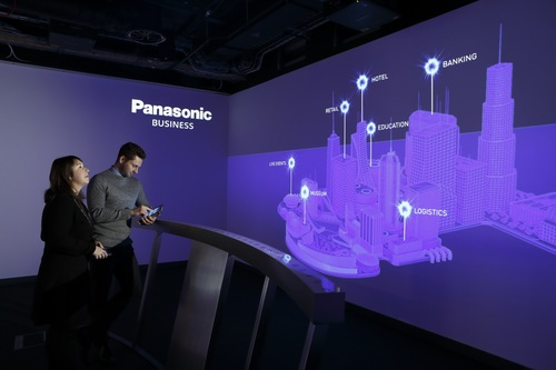 Panasonic's New B2B Experience Centre