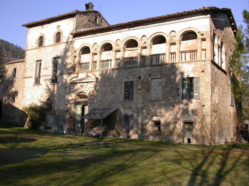 Monastery in Italy for sale at 1 Euro