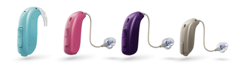 Oticon Opn Play range