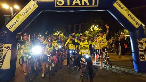 Join the Nightrider 2019 start line