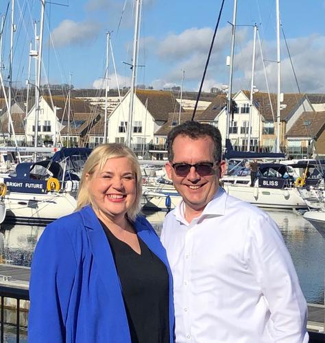 Thrive Team: Alison Trodd & Martin Grady