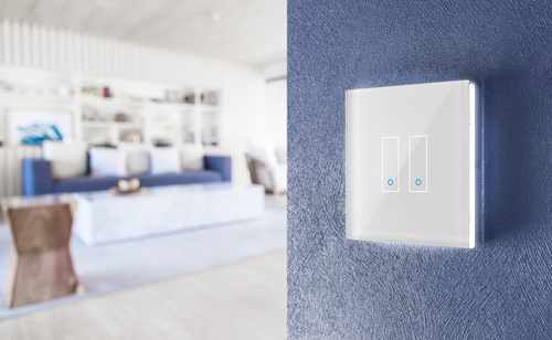 Retrotouch iotty WiFi Light Switch
