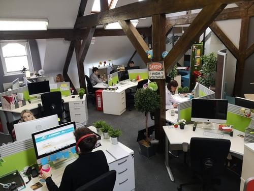 The Thunderbolt Digital Office