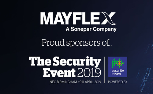 Mayflex at The Security Event