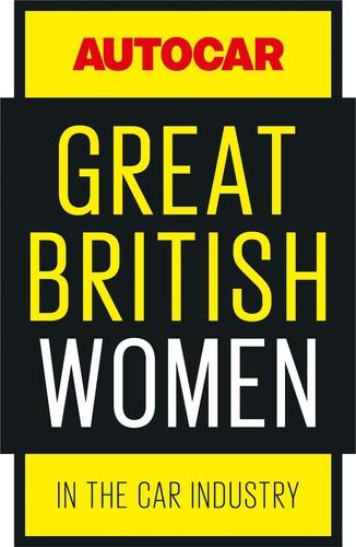 Autocar's Great British Women 2019