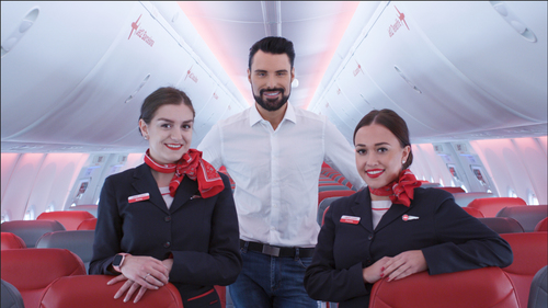 Jet2holidays partners with Rylan