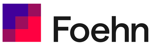 Foehn Ltd Re-branded with a new logo