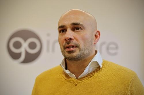 Andr&eacute Hordagoda co-founder of GoInStore