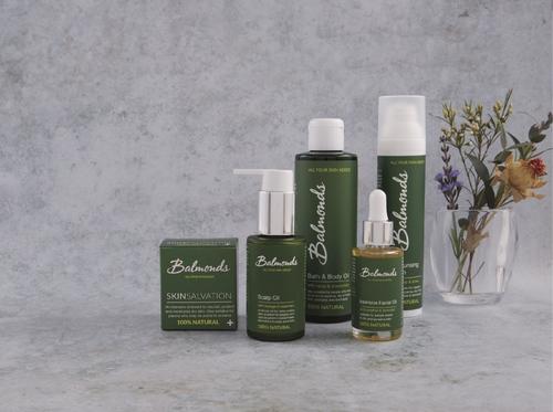 Balmonds natural skincare for eczema