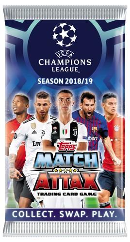 Topps Match Attax Swap &amp Play Tour 2019