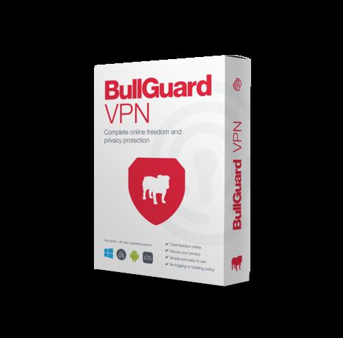 BullGuard VPN 1