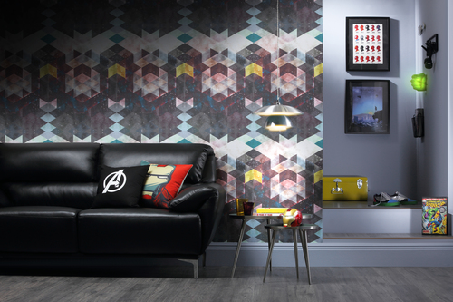 Marvel Superhero Living - Sofa &pound449.99