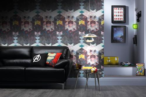 Marvel Superhero Living - Sofa £449.99