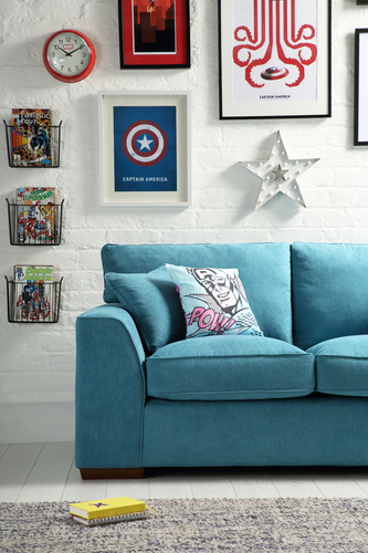 Marvel Superhero Living - Sofa &pound549.99