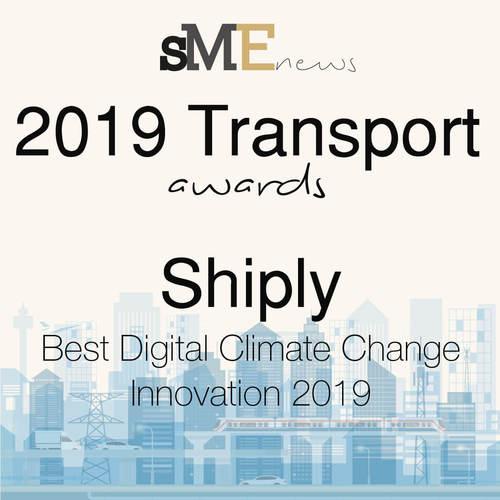 Transport Awards Winner 2019