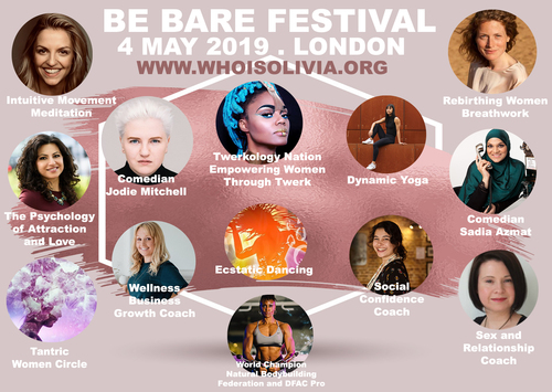Be Bare Festival 2019 Line Up