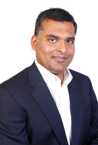 Murali Arikara, EVP Emerging Markets