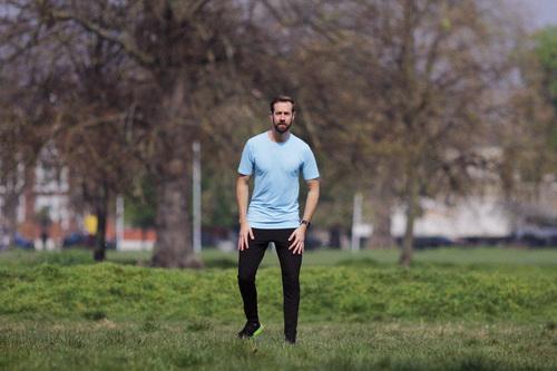 Sundried Eco Tech Biodegradable t-shirt
