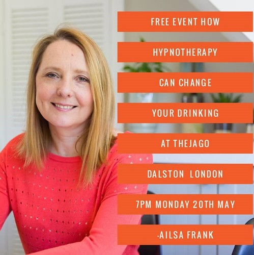 Ailsa Frank free event in London
