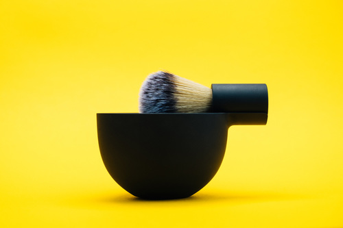 Morrama Brush and Bowl