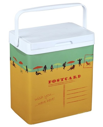 Postcard Cooler Box &ndash 25L