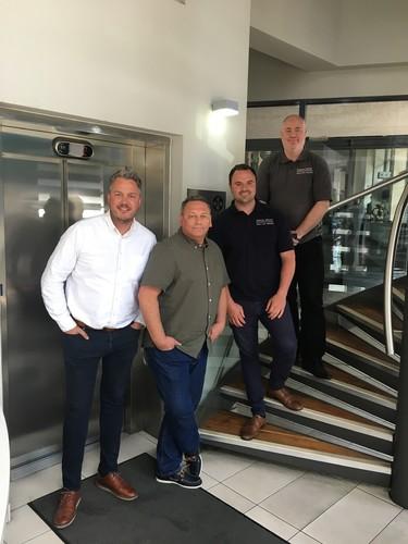 Steve R,Owen Powys,Dan K ,Darren W