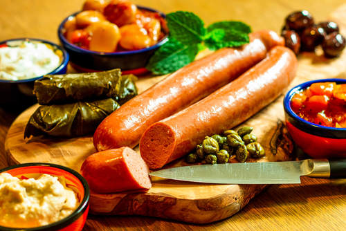 Sausageman Halal Beef Hot Dog