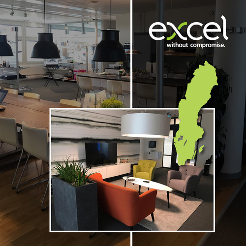 New Excel Demo Facility In Stockholm