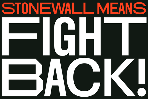 Stonewall 50 Typeface from Feeld