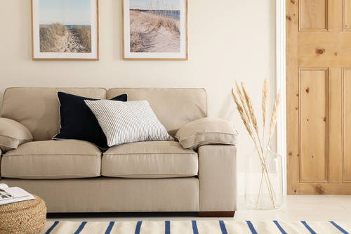 Cassie Sofa Coastal D&eacutecor - &pound499.99