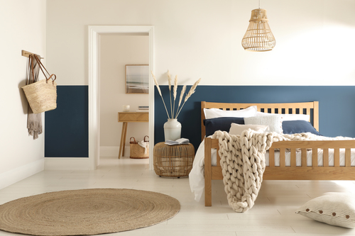 Bergamo Bed Coastal Interior - &pound349.99