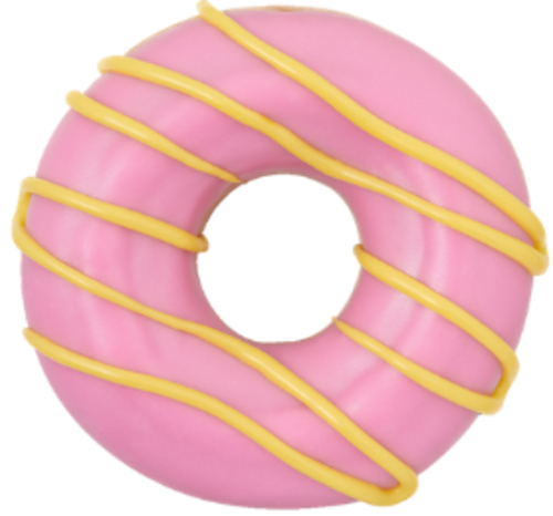 Party Ring Doughnut 90&rsquos Throwback