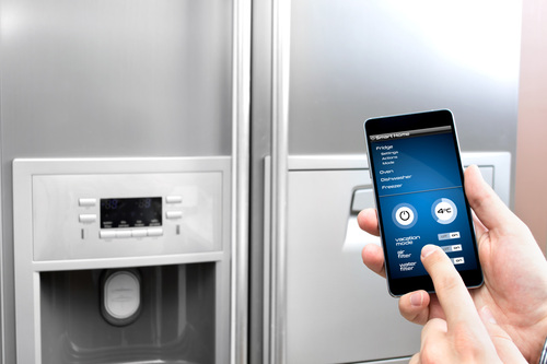 Control your appliances with an app