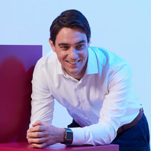 Julian Barrow Foehn Sales Director