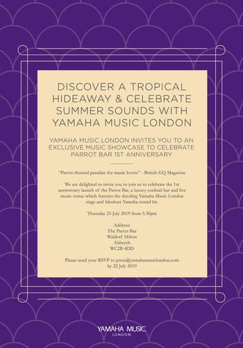 Exclusive Press Launch &amp Music Showcase
