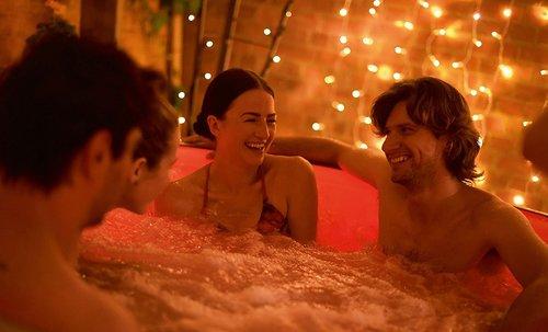 Lay-Z-Spa Paris Inflatable Hot Tub