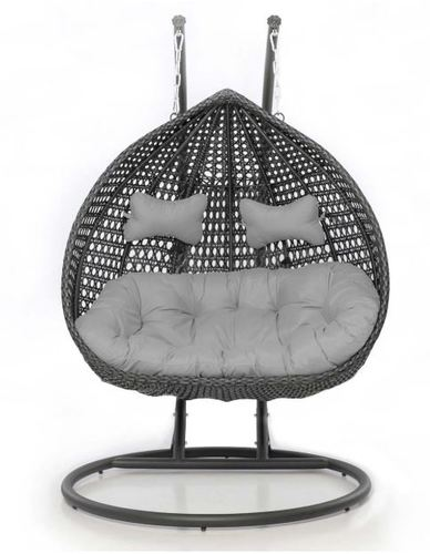 Maze Rattan Rose Hanging Chair