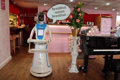 Theresa the Robotic Waitress Photo 1