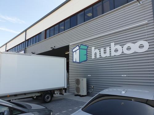 The Huboo warehouse