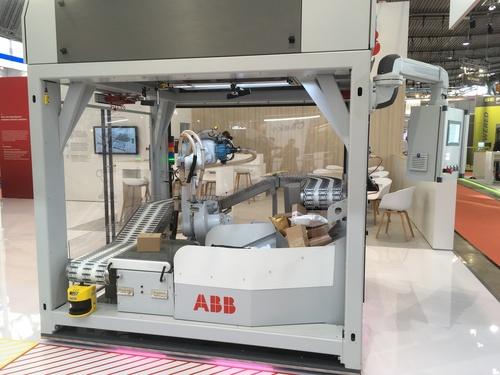 ABB's Singulator Cell