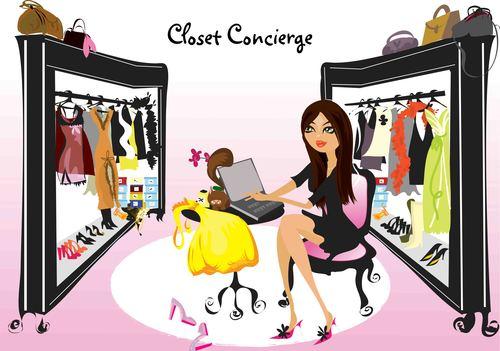 Closet Concierge wardrobe consultant