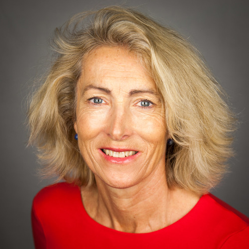Dr Caroline Hoffman author