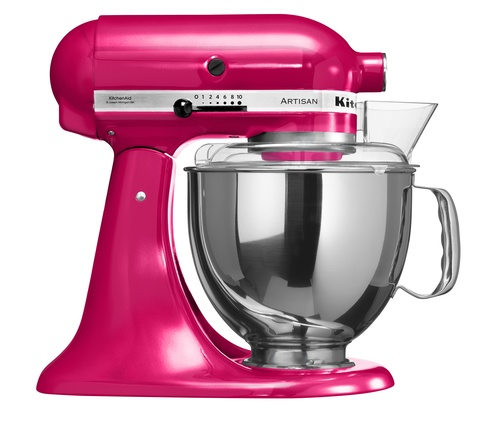 KitchenAid Raspberry Ice 4.8L StandMixer