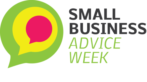 Small Business Advice Week Logo